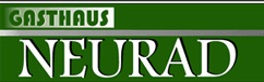 Gasthaus Neurad Inhaber Wilfried Neurad - Logo